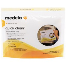 Medela Quick Clean - Micro-Steam Bags (5 pack)